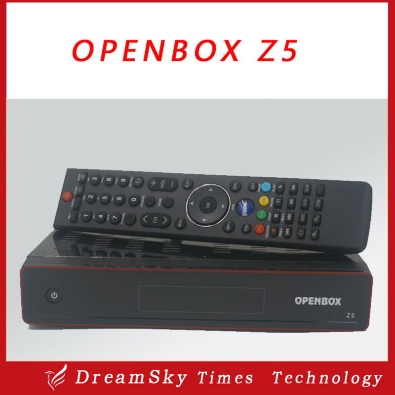 Original Openbox Z5 upgrade for Openbox x5 satellite receiver DVB-S2 Full HD 1080p support Youtube Google Maps Skcam Cccam