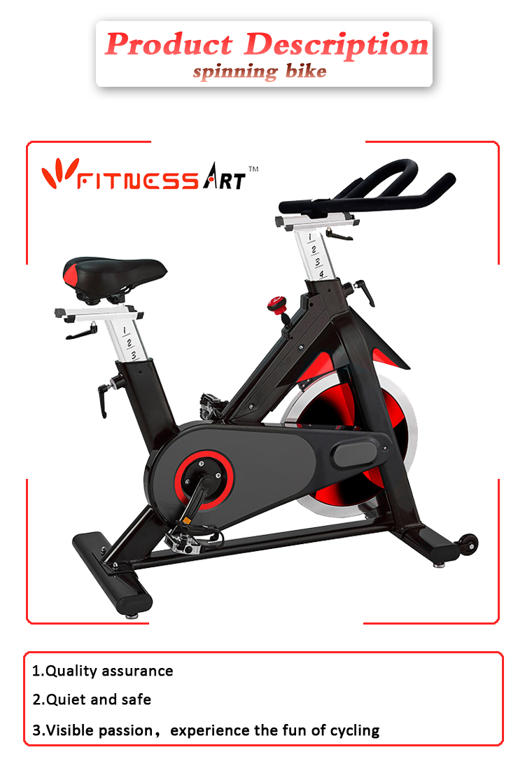 High Quality Fitness Manufacturer Giant Spin Bike For Commercial use
