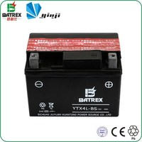 12v4ah MF Motorcycle Battery 12Vmotorcycle Lead Acid PP Rechargeable Battery
