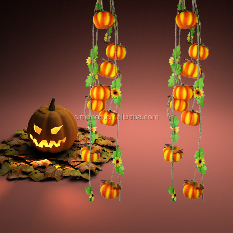 Halloween decorations, Halloween bubble pumpkins