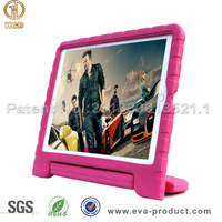 EVA Foam Material Roating Stand Case for iPad Pro, For iPad Pro Case 12.9 inch