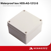 CE Plastic ABS/PC High Level Project Use Switch Box Dustproof IP66 Falmeproof Reliable Weatherproof Cabinet
