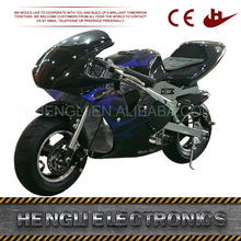 High quality electric super cross pocket bike from china