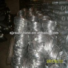 Binding wire/Electro galvanized wire plant