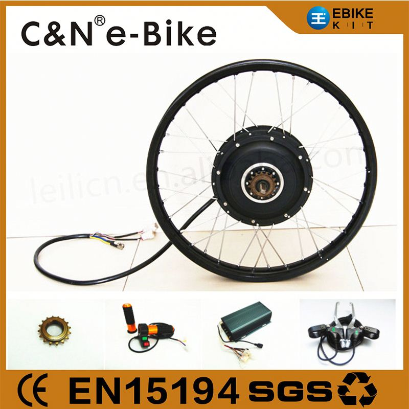 60v 5000w electric bike motor conversion kit/electric motorcycle motor ebike motor