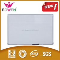 High quality Magnetic Ceramic Whiteboard writing dry erase MDF LDF board magnet eraser for school supplier BW-V1