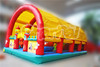 Hot sale kids inflatable trampoline inflatable playground rentals