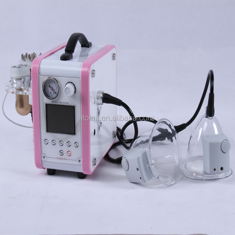 Breast Massager breast suck breast enlargement machine beauty parlor instrument IB8080B