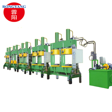 Factory directly sell hydraulic tyre curing machine tire bladder press for