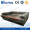 easy operating co2 die board laser cutting machine/130w laser machine 1812 with Leetro controller and auto feed