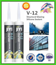 High grade fast cure acetic silicone sealant,door and window frame silicone sealant,Well-suited for bonding silicone