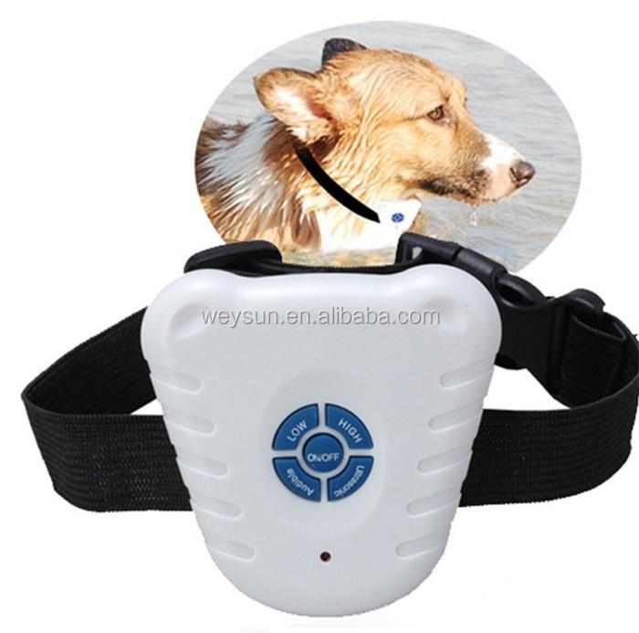 Small Ultrasonic Anti Bark Barking Pet Dog Bark Stop