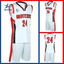Healong Sublimated Online National Basketball Jerseys