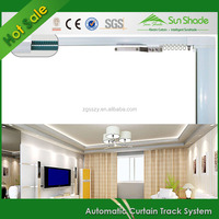 Electric Curtain Track/Remote Control Curtain Track System