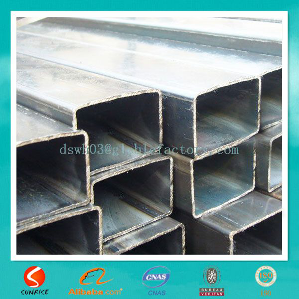 Hollow section rectangular steel tube buy