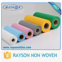 China Supplier Spunpound Process Recycled PP Non-woven Fabric