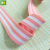 Custom stripe fabric elastic band belt wholesale