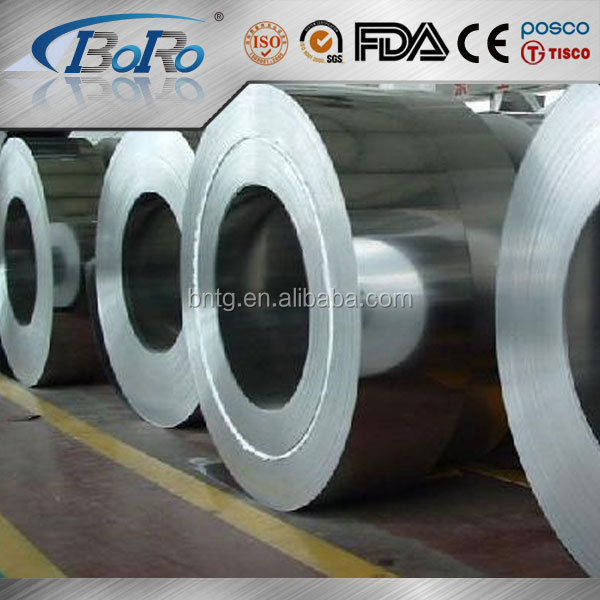 Clean Surface Best Quality Astm 0.4mm Stainless Steel Coil Cold Rolled 304