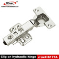 concealed hinge for interior door