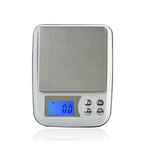 Waterproof Weighing Food Electric Kitchen 500g Digital Scale