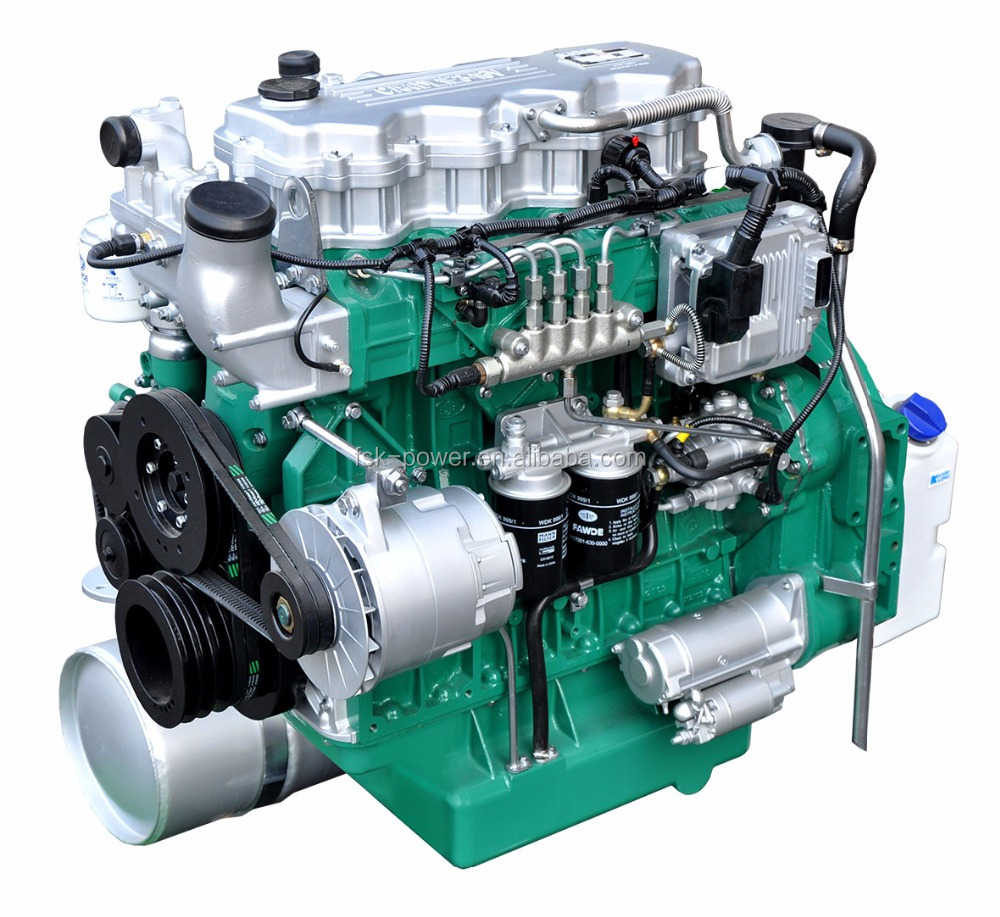 Chinese wholesale product 80cc bicycle engine kit used yanmar diesel engine FAW xichai 6DF2-22 Automobile engine