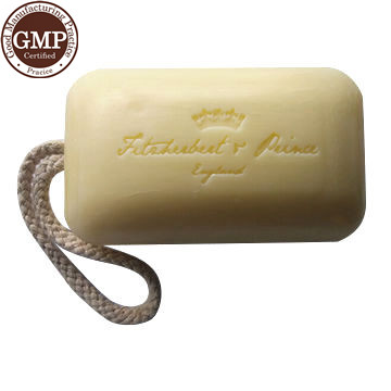 150g Wholesale skin care bath soap on a rope