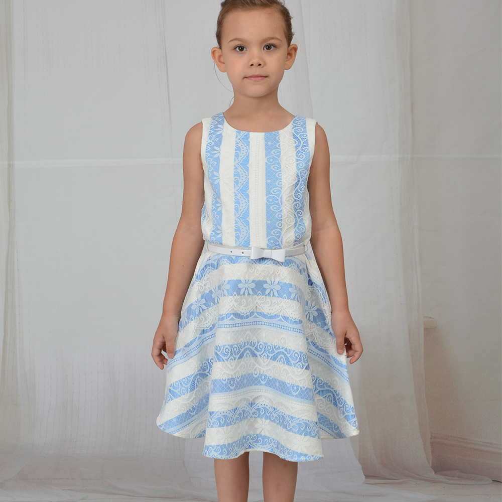 baby girl causal dress for kids