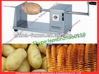 SNACK manual tornado potato spiral cutter WITH CE!!