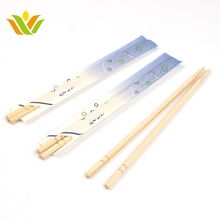 Wholesale Disposable Sushi Korean Chopstick Cover, Bamboo Chop Stick