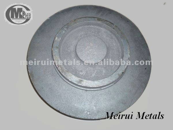 Sand Mold Casting Outdoor Water Pump Cover