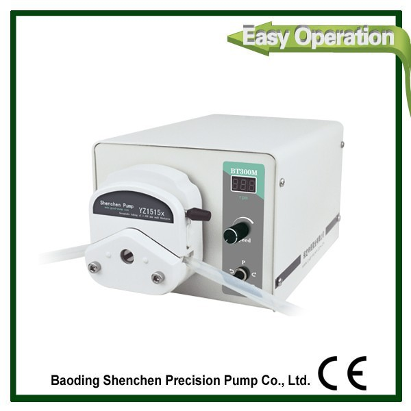 Grinding additive Transferring /adding Peristaltic Pump