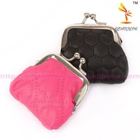 new arrival fashion PU leather coin purse