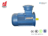 Electric Fan Motor RPM 75KW 100HP Electric Motor