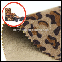 Leopard / Snake Skin Printed Fabric for Sofa Upholstery