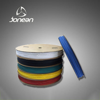 JONEAN thin wall silicone rubber tubing 20mm heat shrink sleeves/tubes