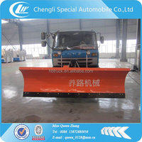 Dongfeng snow removal vehicles , road sweep truck