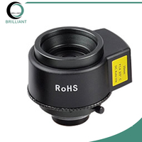 2MP 2/3 inch Format C-mount Auto Iris 25mm Fixed Focus Camera Lens for Machine Vision