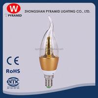 Soft White 120V Led Candle Light At Home Depot E14
