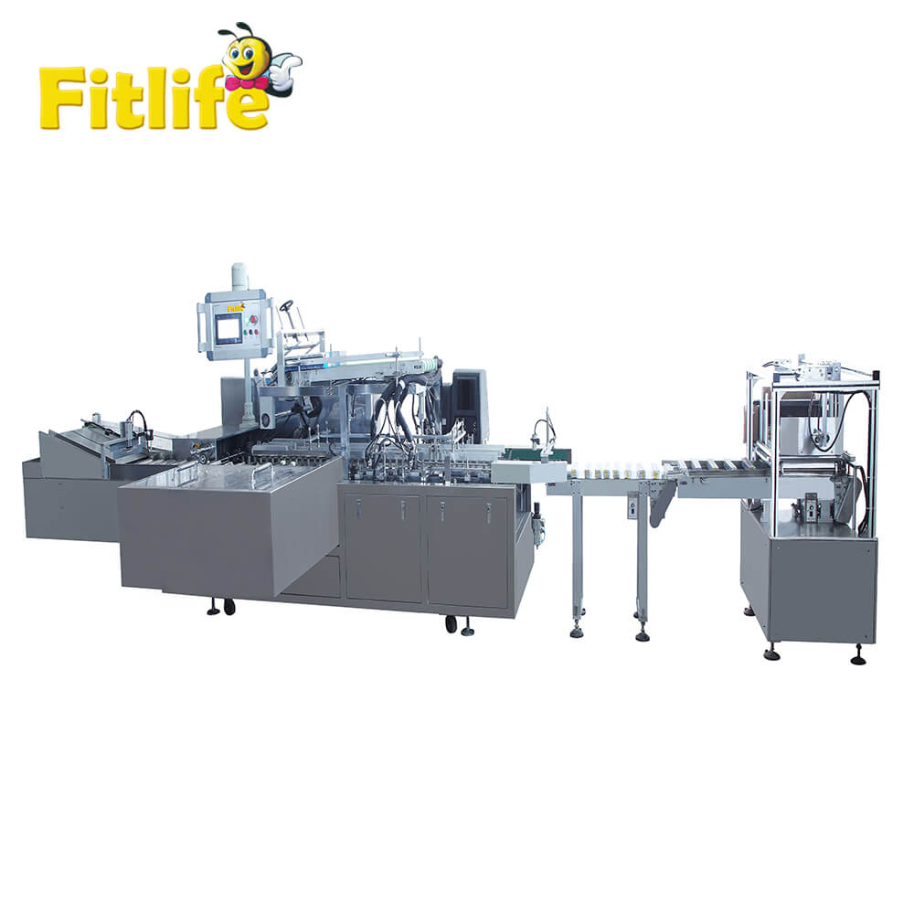 Top Quality High Speed Automatic Boxing Machine
