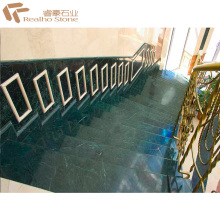 Low Price Indian Mint Green Marble For Stair Tile