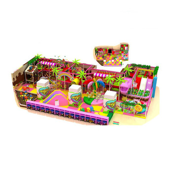 cheap prices children commercial indoor playground equipmentHF-163B