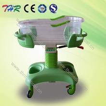 THR-RB012 ABS material reclining baby bassinet