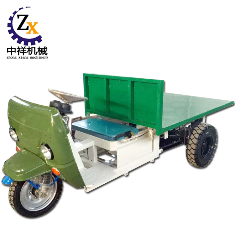 Gas powered agricultural bicycle tricycle 50cc