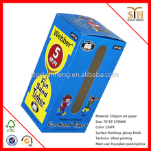 new design fun stand timer box