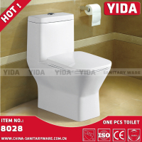 Bathroom sanitary ware, name of toilet accessories ,ceramic wc one piece toilet
