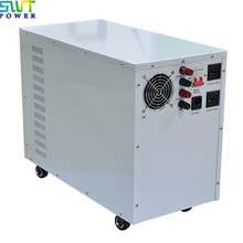 Factory price 5kw portable solar power ups generator for home solar electricity generation system in india