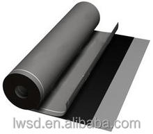 LW 1- 4mm*1-3m High polymer asphalt waterproofing material, waterproof membrane, roll roofing