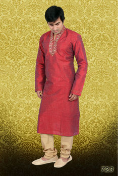 Elegent Kurta with Superb Neck Design