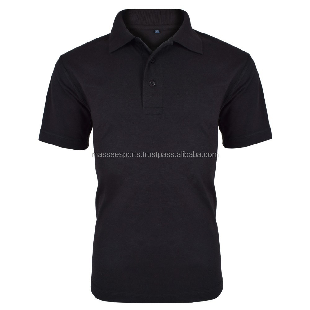 2015 fashion style short sleeve polo shirt factory for men