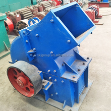 Glass bottle crushed machine, glass recycled machine, glass hammer crusher for sale